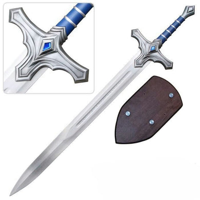 World of Warcraft Stormwind Soldier Sword and Shield