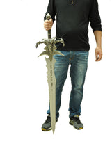 World of Warcraft Frostmourne Steel Sword