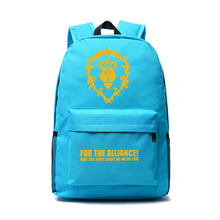 World Of Warcraft Backpack Alliance