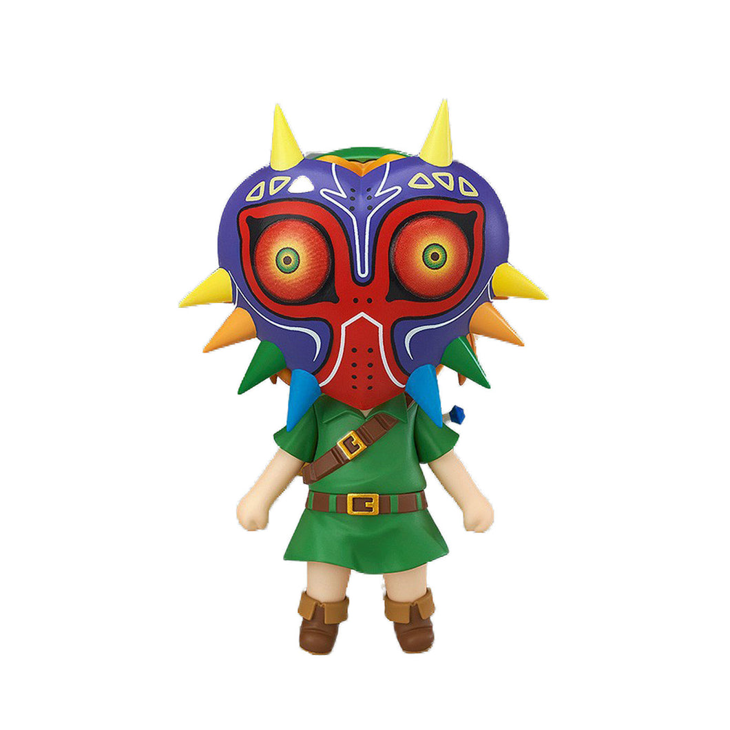 The Legend of Zelda Link Majora Mask Action Figure