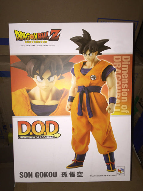 Dragon Ball Z Goku Collectible
