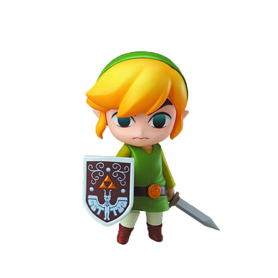 The Legend of Zelda Link the Wind Waker Action Figure