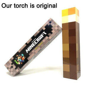 Minecraft LED Lamp