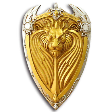 World of Warcraft King Llane Lion Shield