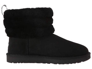 Outside Fur Mini Boots Ugg