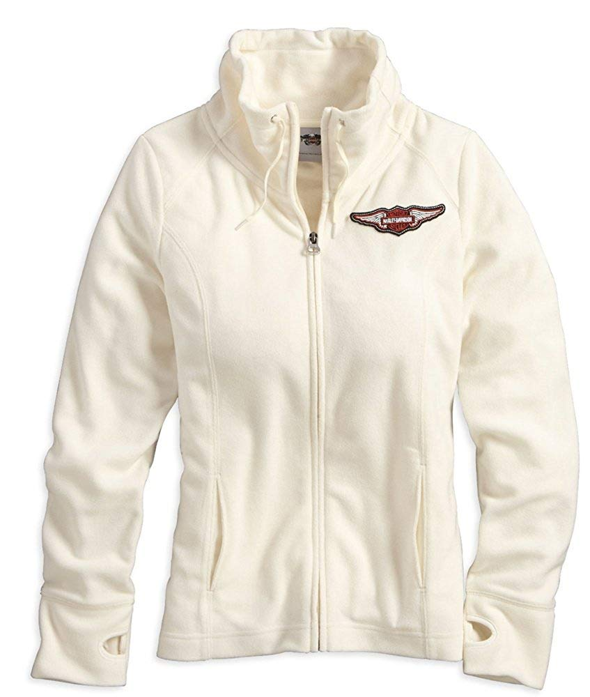 Harley-Davidson activewear-wing women's off white