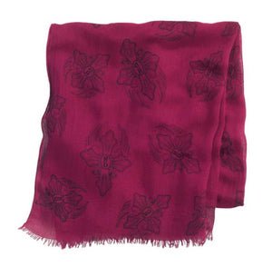 Harley-Davidson scarf-woven women's rumba red
