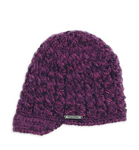 Harley-Davidson hat-knit women's, amaranth purple