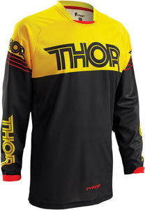 Thor jersey s6 phase hyper yellow