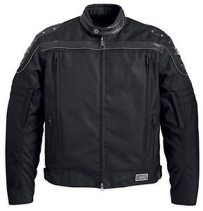 Harley-Davidson jacket-thunderhead, FO feb del men's black