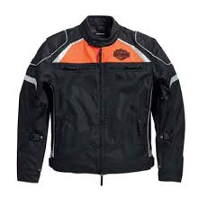 Harley-Davidson jacket-fnct,hi-vis, switchback life men's colorbloked