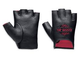 Harley-Davidson glove-junction, F/L june del/women's black