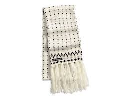 Harley-Davidson scarf, fair W/Lurex oct del women's, off white