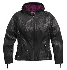 Harley-Davidson jacket,LTHR avangelina 3 in 1 women's black
