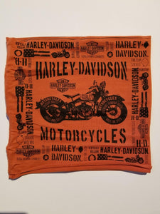 Harley-Davidson multifunctional headwear panhead-power orange