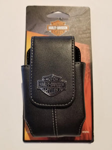 Harley-Davidson strap case bar & shield