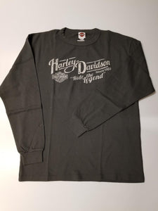 Harley-Davidson angle word thermal SMK