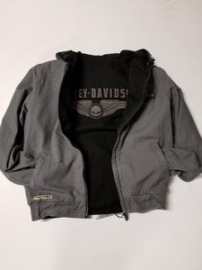 Harley-Davidson annex rev. functional jacket men's black