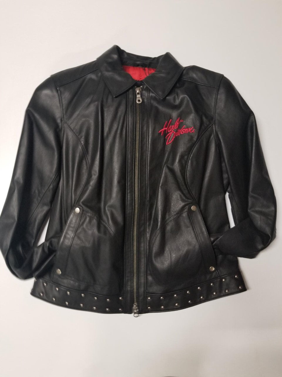 Harley-Davidson harmony leather jacket