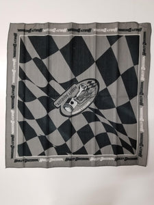 Harley-Davidson bandana-checkered men's black
