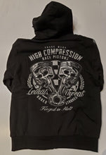 Lethal Threat hoody zip comp pistons