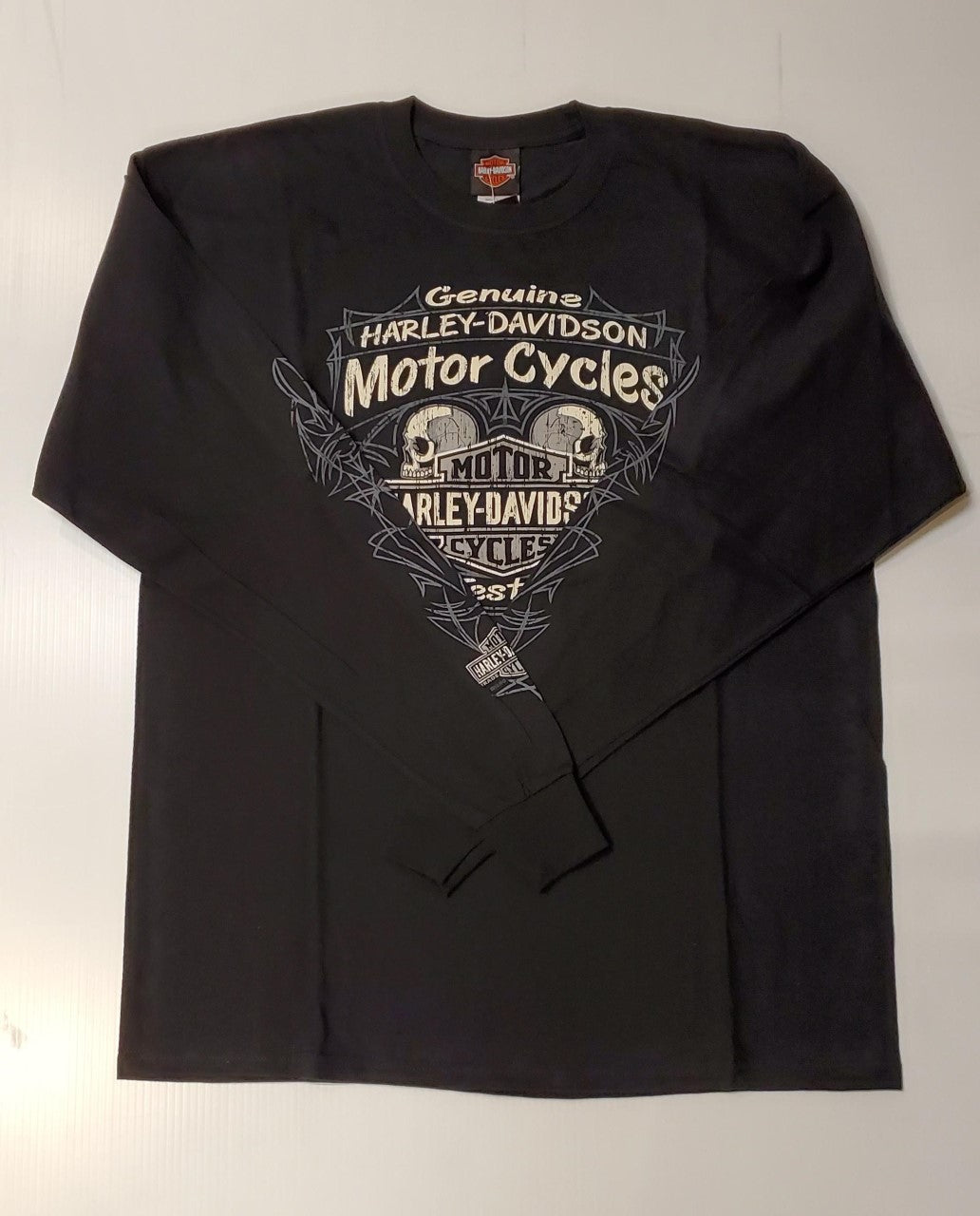 Harley-Davidson tested MC L/S T BK