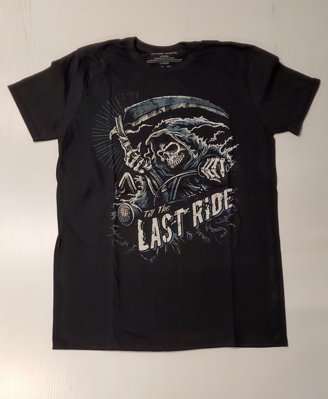 Lethal Threat tee lastride blk