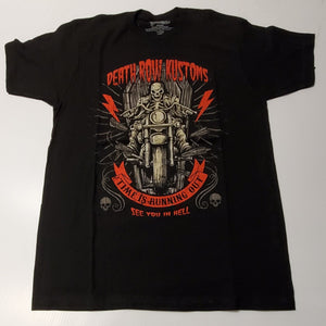 Highway Dutlaw tee deathrowkust blk
