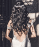 SOHO STYLE - Esmae Crystal Bridal Hair Crown