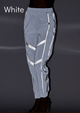 Flash Reflective High Vis Joggers - 2 Color Options (Grey / White) - Betty Glam Boutique