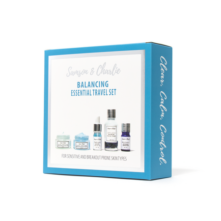 Balancing Travel Skincare Set