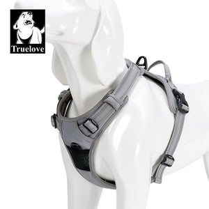 Reflective Adjustable Dog/Pet Harness - Dazam