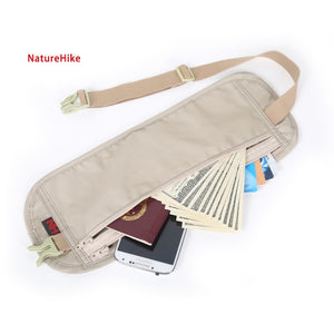 Naturehike Nylon Slim Personal Document Bag And Coin Purse - Dazam