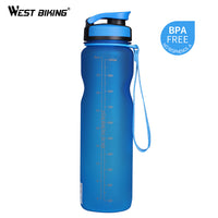 WEST BIKING 1000ML BPA FREE Bicycle Water Bottle - Dazam
