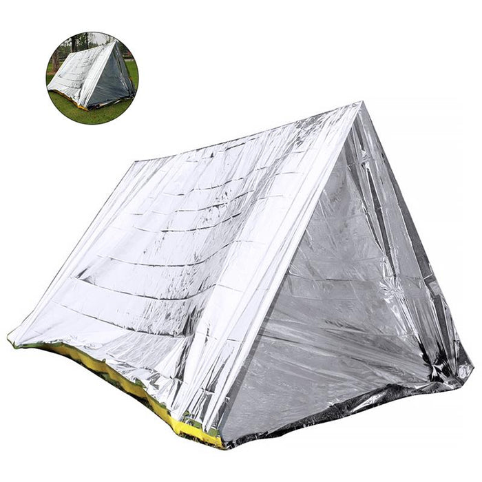 dazam - RUNACC Emergency Shelter Survival Tent/Shack
