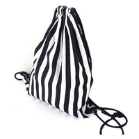 ABDB Drawstring Canvas Sack Bag - Dazam