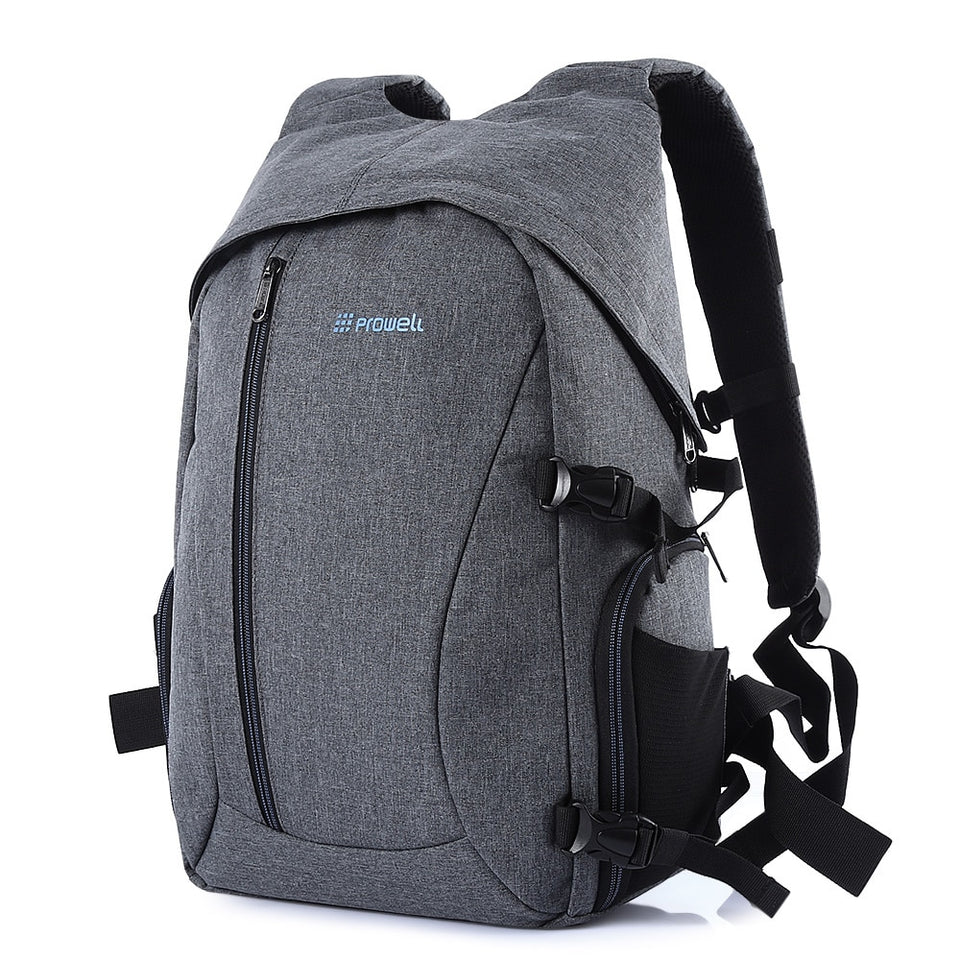 dazam - Waterproof Padded Digital DSLR Camera Backpack