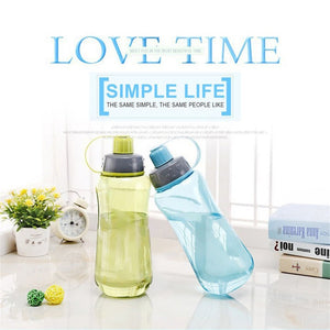 1000ML Portable Outdoor Water Bottle - Dazam