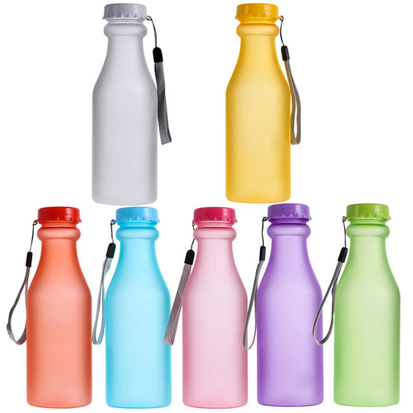 dazam - 550ml Sports Leak-proof Water Bottle