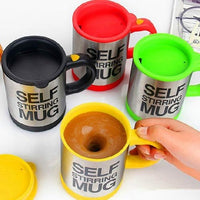 Self Stirring Lazy Mug - Dazam