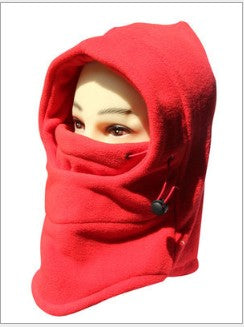 Winter Warm Fleece Full Face Mask - Dazam