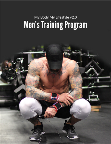 MEN'S 12 WEEK TOTAL BODY TRANSFORMATION PROGRAM