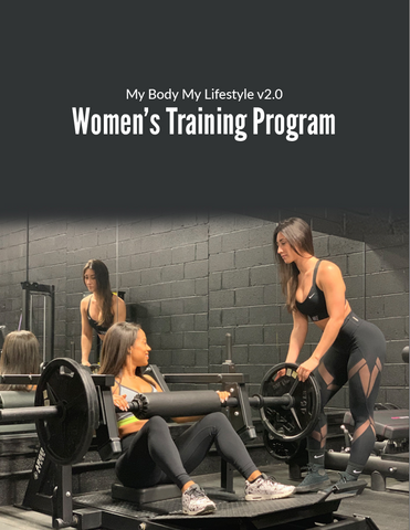 WOMEN'S 12 WEEK TOTAL BODY TRANSFORMATION