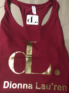 Scarlet Red Tank Top