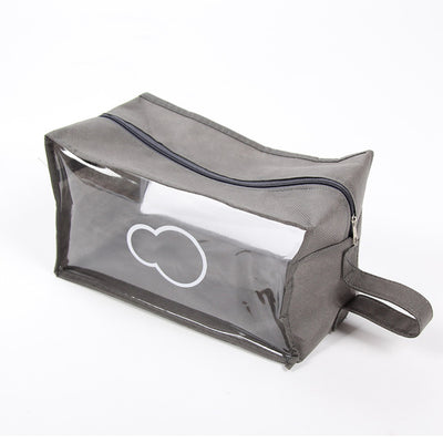 Multi-Function Business Travel Neck Pillow & Eye Mask & Storage Bag