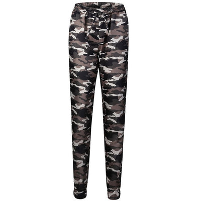 0d7ddabca94e0 Fashion Women's Camo Cargo Trousers Military Army Combat Camouflage Casual  Pants