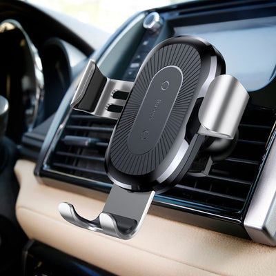 Wireless Adjustable Car Phone Holder, Adjustable Car Phone Holder