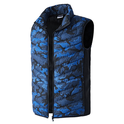 Men's jacket winter electric carbon fiber warm washable jacket for sports, hiking, fishing