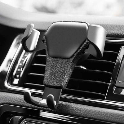 SYRINX Pop Car Phone Holder Air Vent Mount Clip Cell Holder For Phone In Car No Magnetic Mobile Phone Stand Holder Smartphone