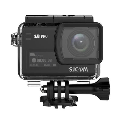 SJCAM SJ8 Pro 4K 60fps Dual Touch Screen WiFi Action Camera 2.3 Inch Touch Screen Wide Angle EIS 8X Digital Zoom 30M Waterproof